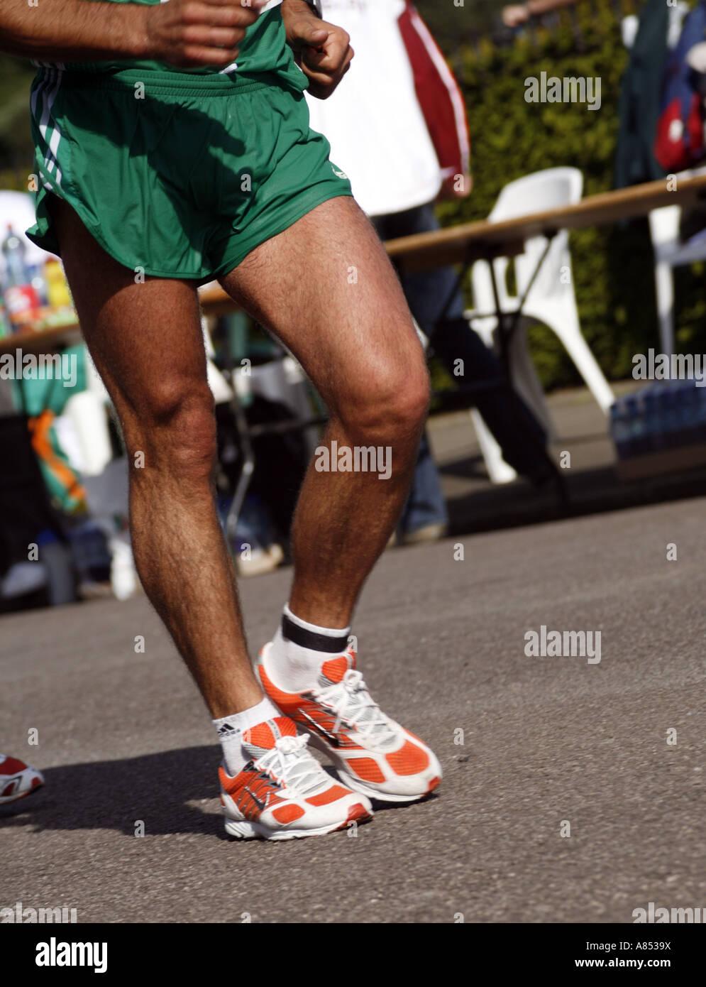 7th European Cup Race Walking Championship Leamington Spa Warwickshire 20th May 2007 - Stock Image