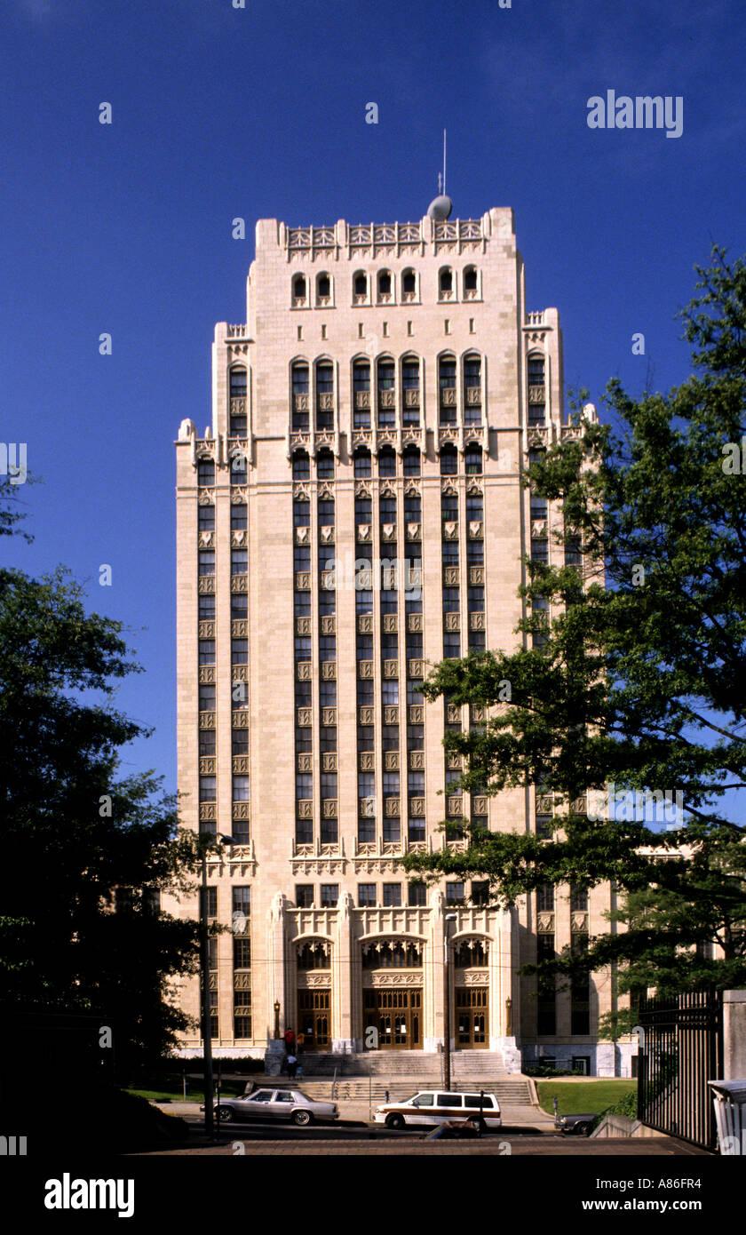 Atlanta Peachtree Plaza Hotel  Martin Luther King - Stock Image