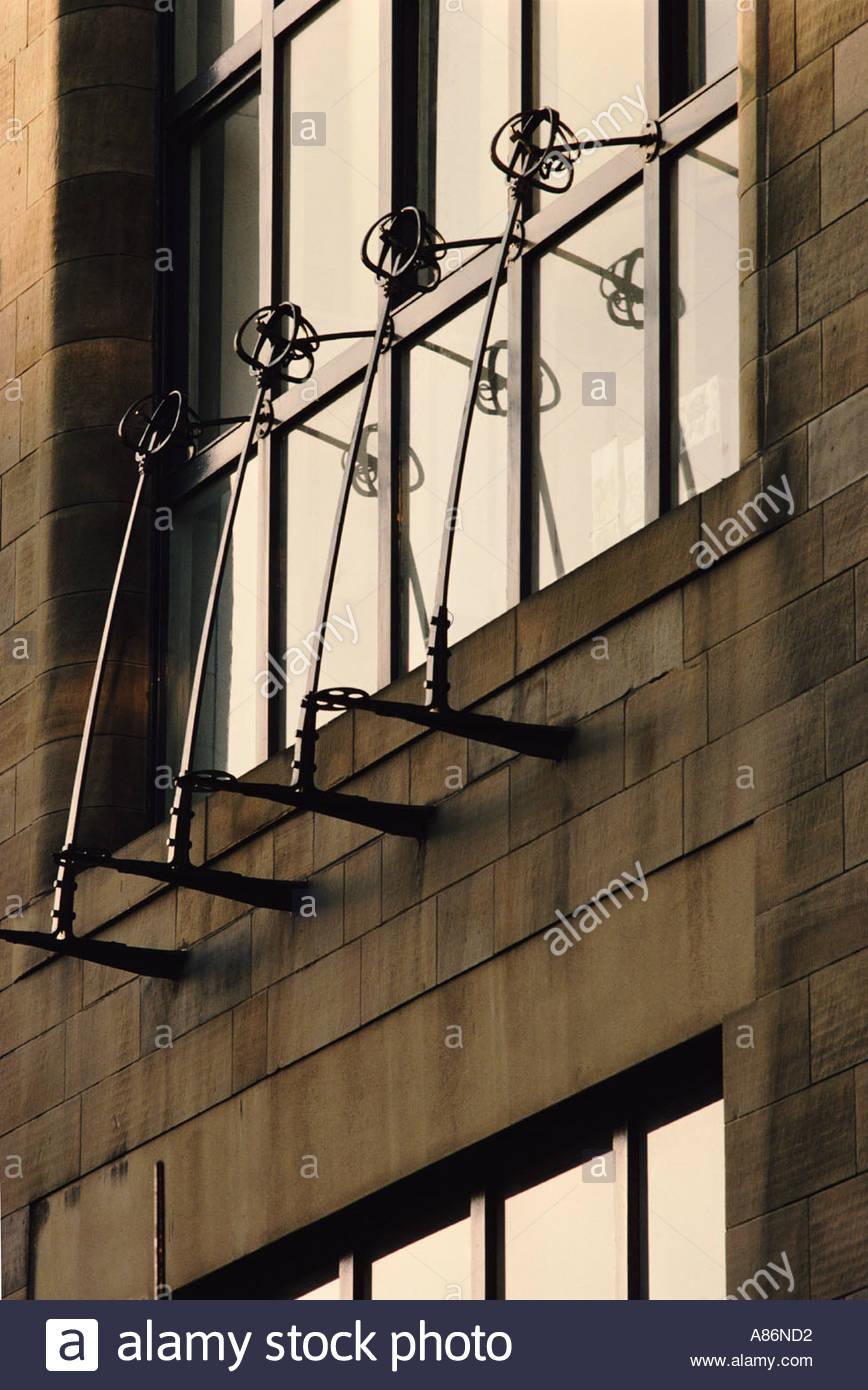 art nouveau mackintosh window stock photos amp art nouveau