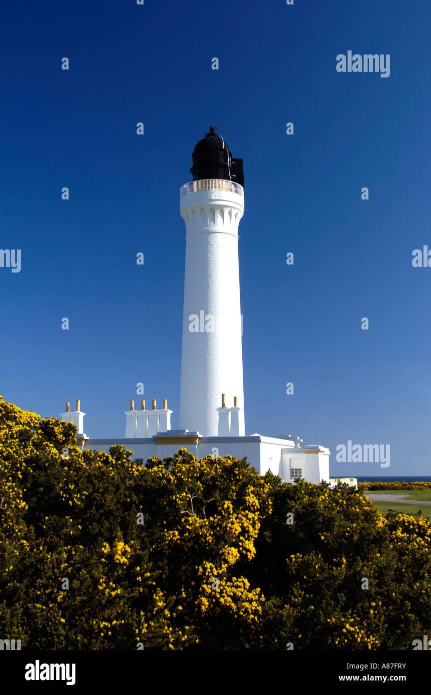 Covesea Lighthouse - Stock Image