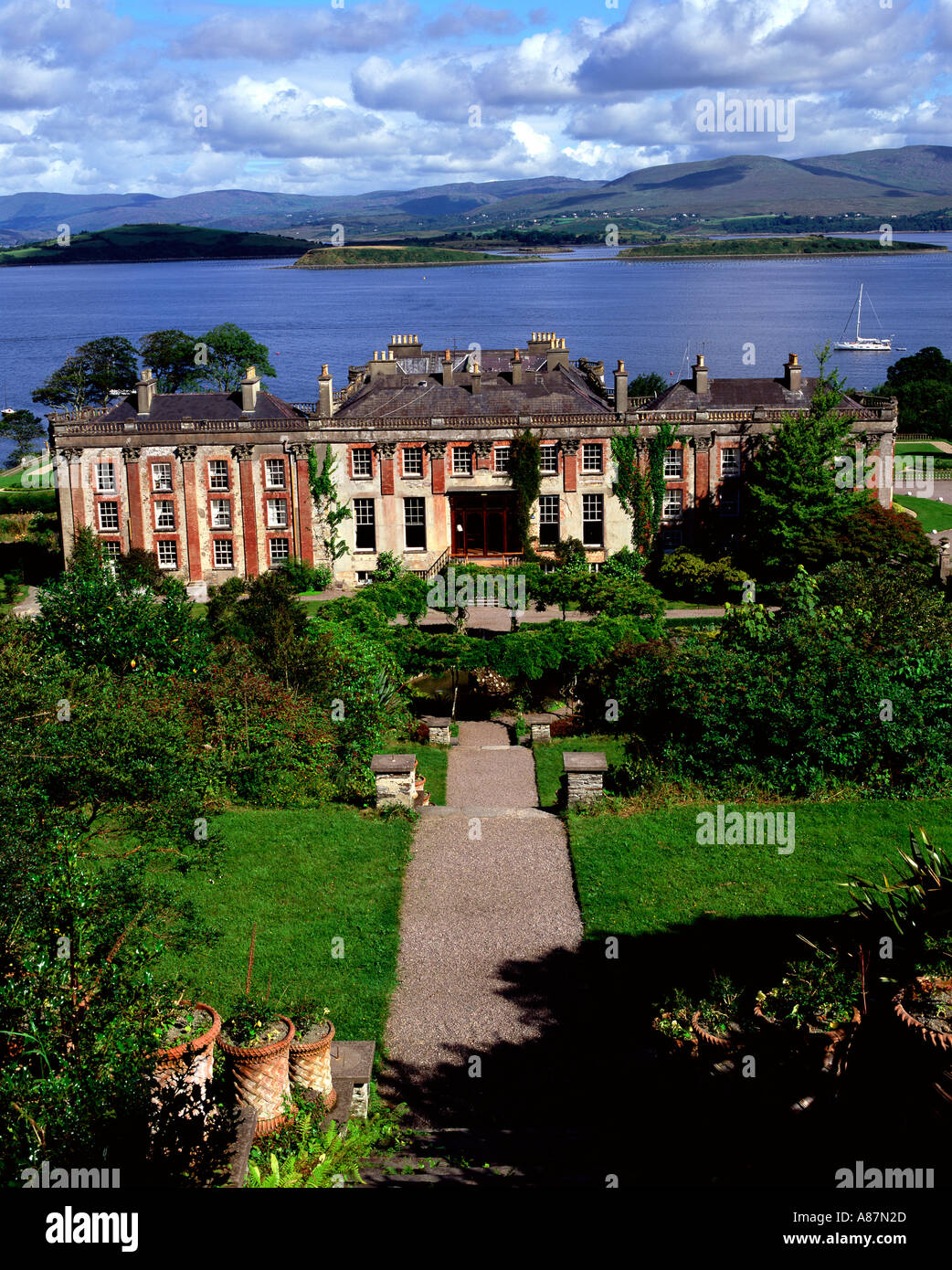 Bantry House The Irish Aesthete