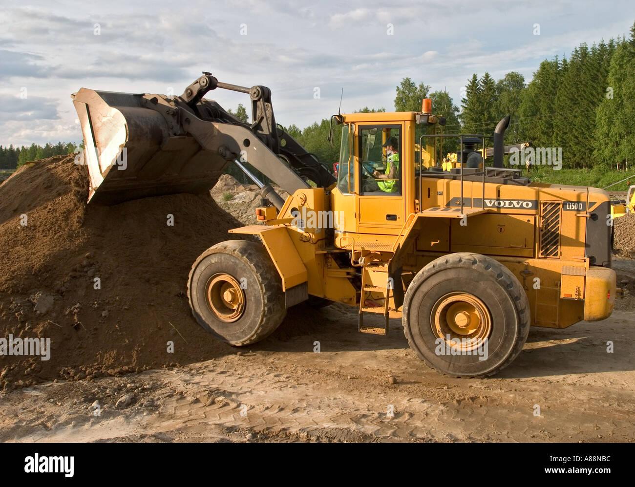 Front loader 75