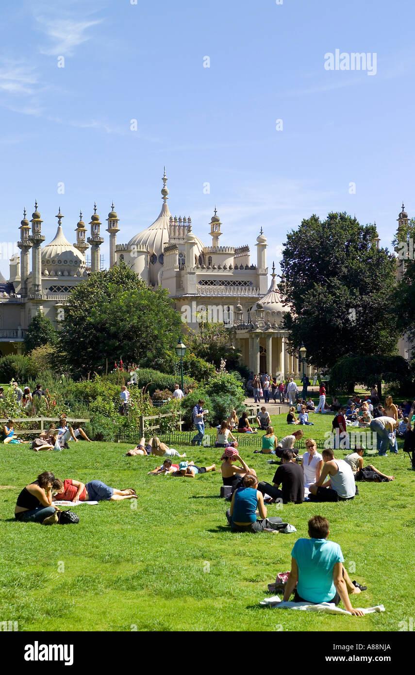 Brighton Sussex England - Stock Image