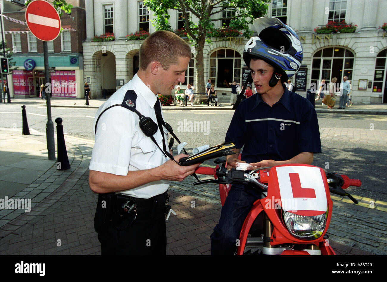 Kent Police Officer Stock Photos Amp Kent Police Officer