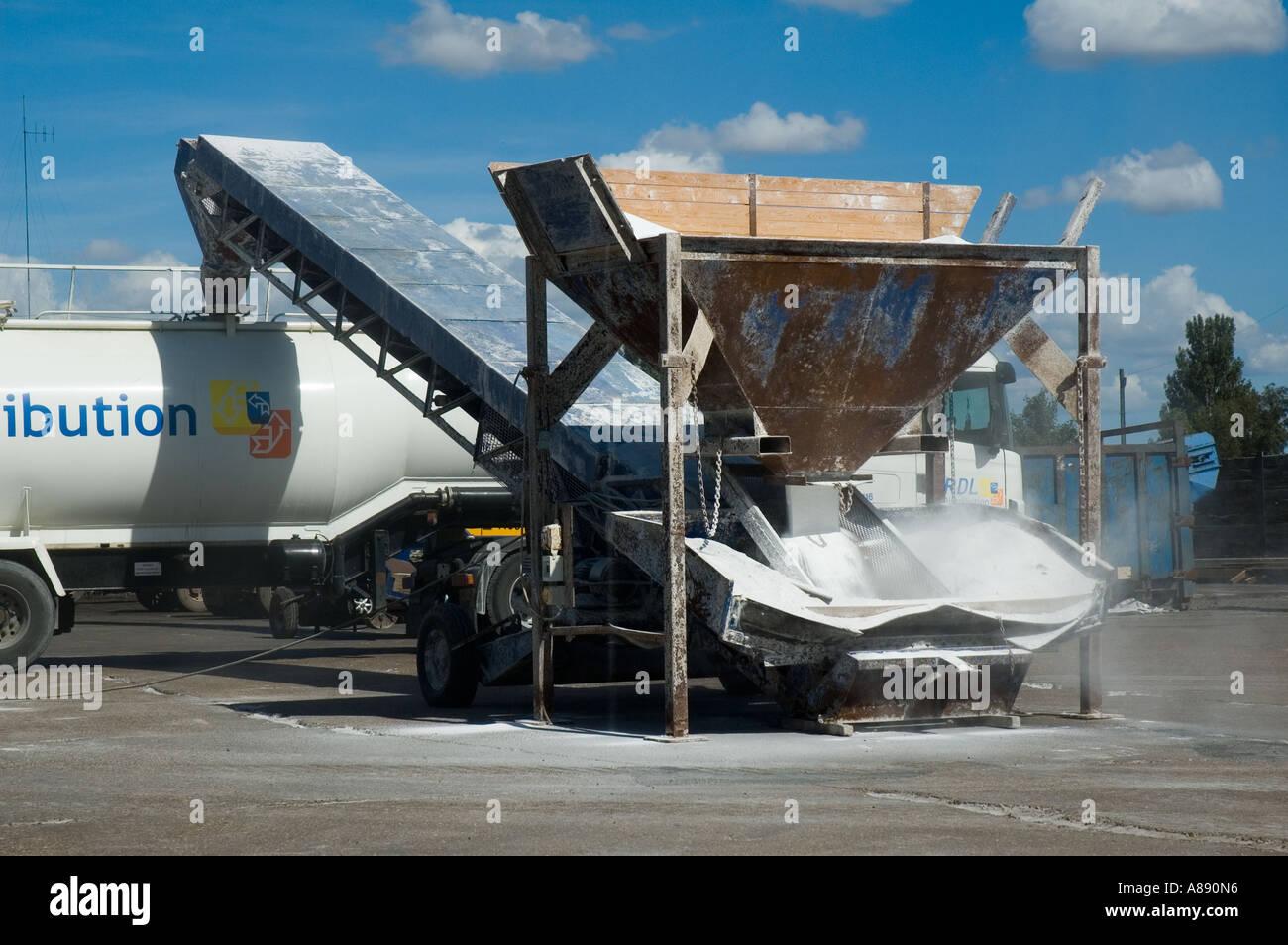 Bulk Powder Stock Photos Amp Bulk Powder Stock Images Alamy