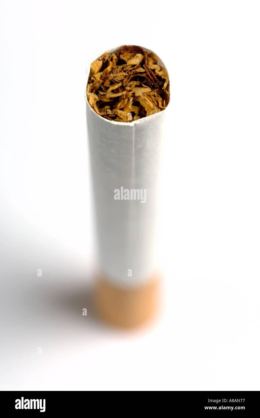 Cigarette - Stock Image