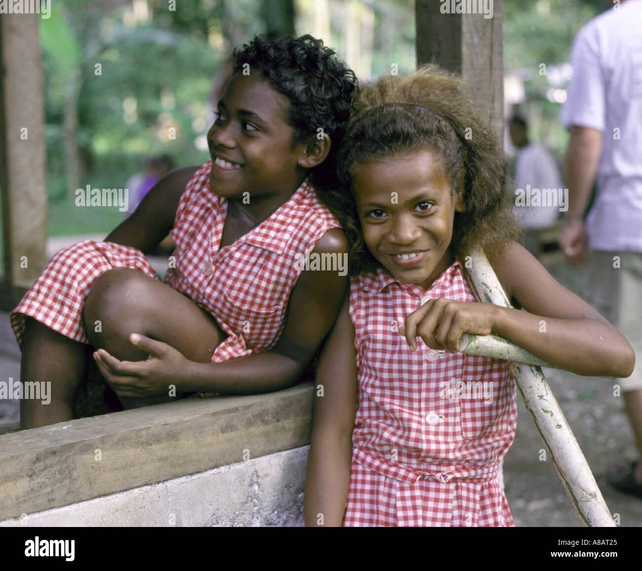 Fiji girls