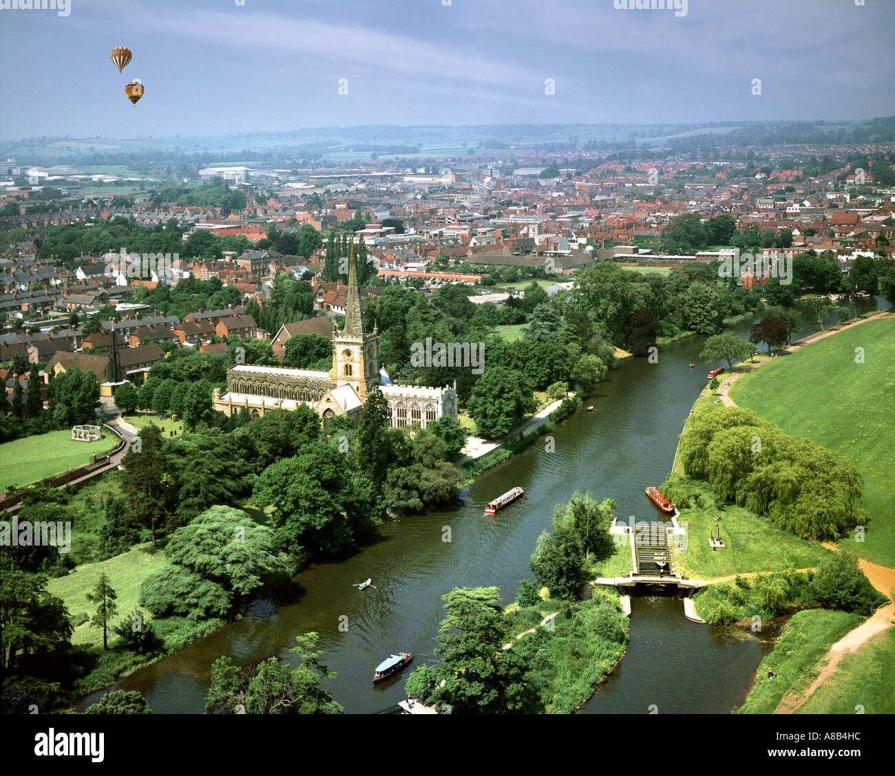 GB - WARWICKSHIRE:  Stratford-upon-Avon - Stock Image