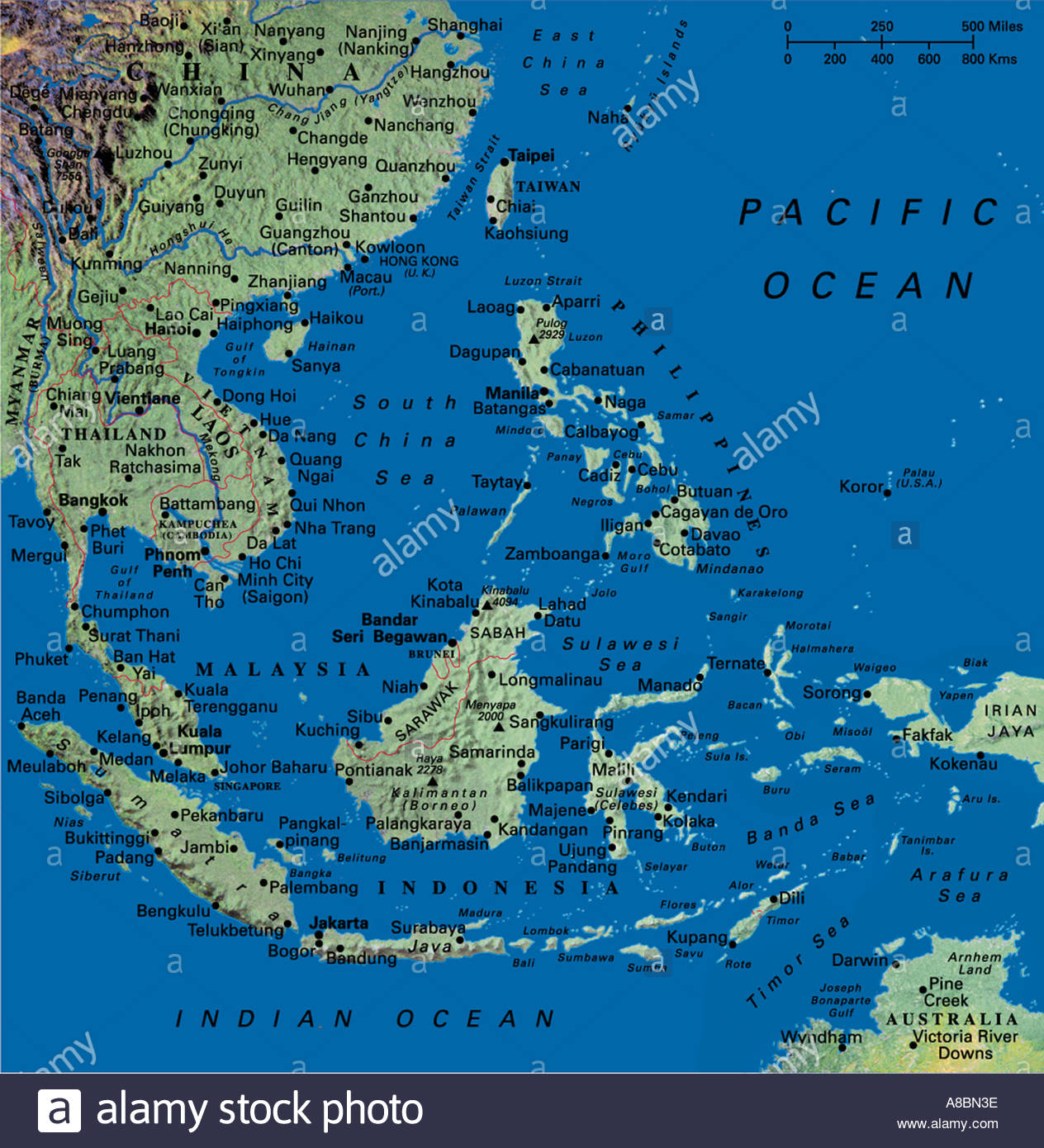 Map maps asia indonesia stock photo 3934525 alamy map maps asia indonesia gumiabroncs Choice Image