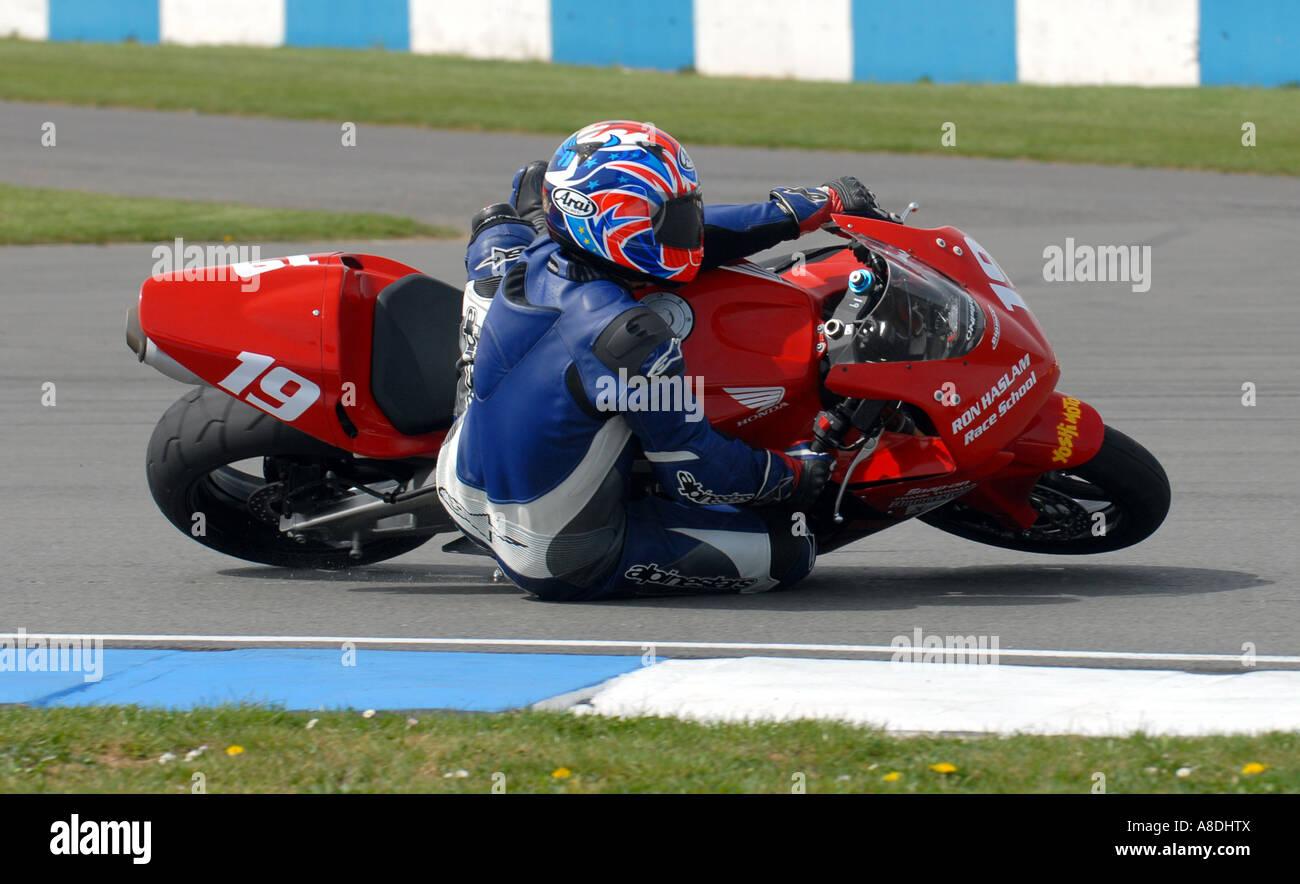 Donington Park Motorcycle Track Days