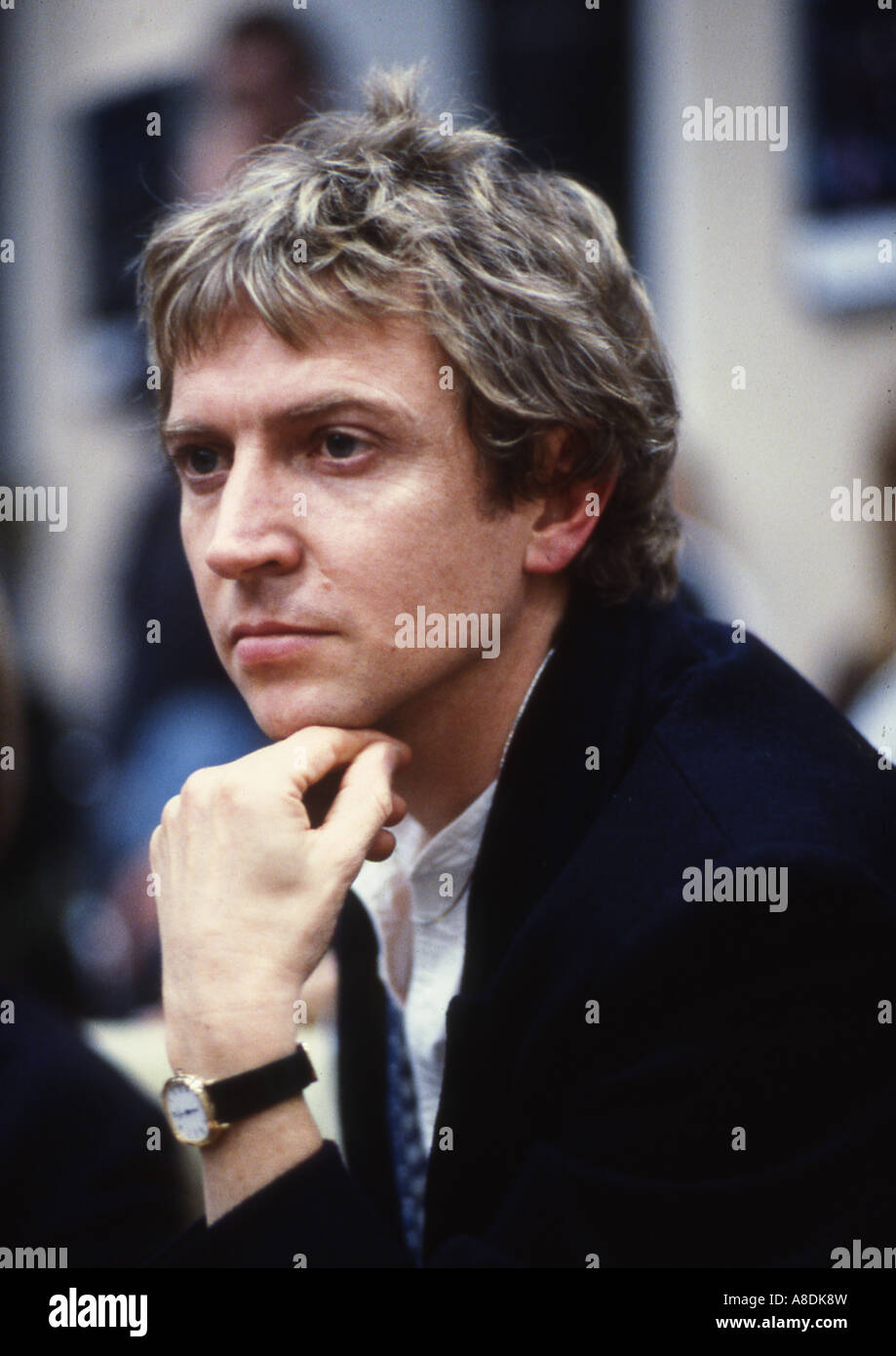 POLICE - Andy Summers of the UK group - Stock Image