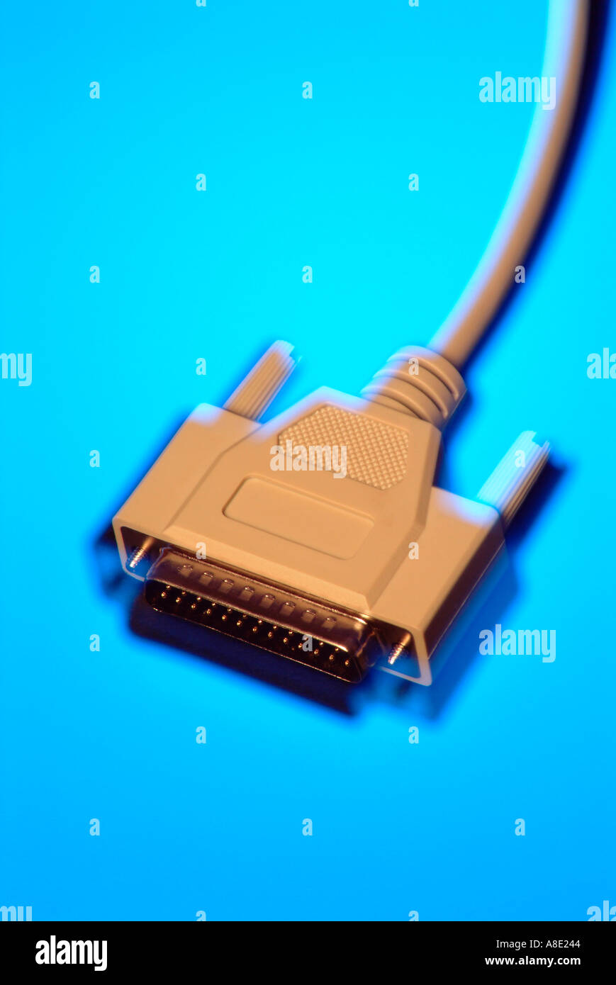 Scsi Cable Wiring Diagram Electrical Diagrams Computer Stock Photos Images Alamy Usb Connection