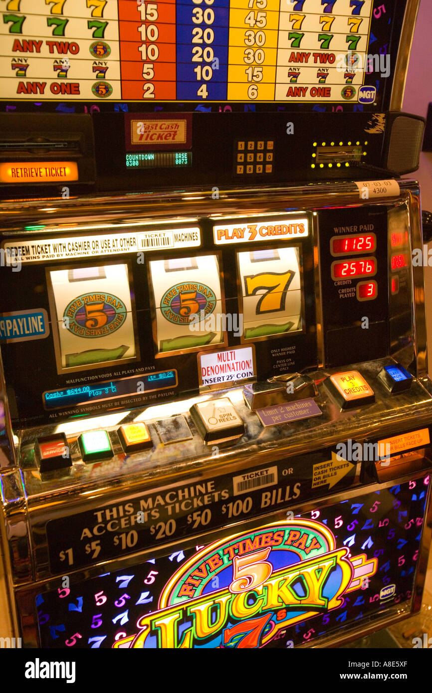 Las Vegas Casino Slot Machine