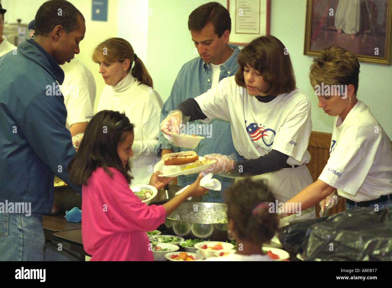 Public Soup Kitchen Stock Photos & Public Soup Kitchen Stock Images ...