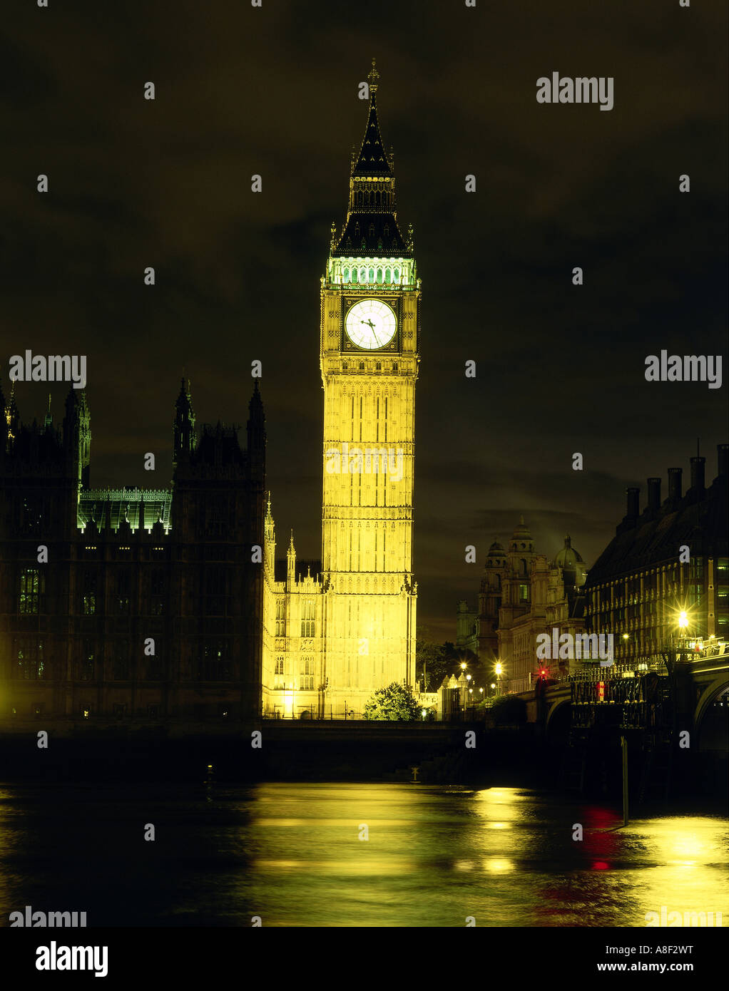 geography / travel, Great Britain, London, buildings, Palace of Westminster,architect: Sir Charles Barry, built: - Stock Image