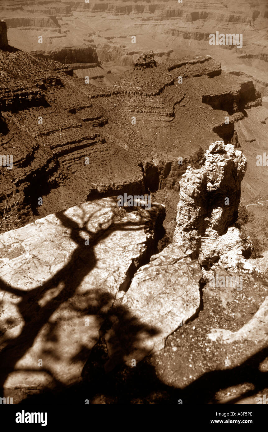 The Grand Canyon - Stock Image