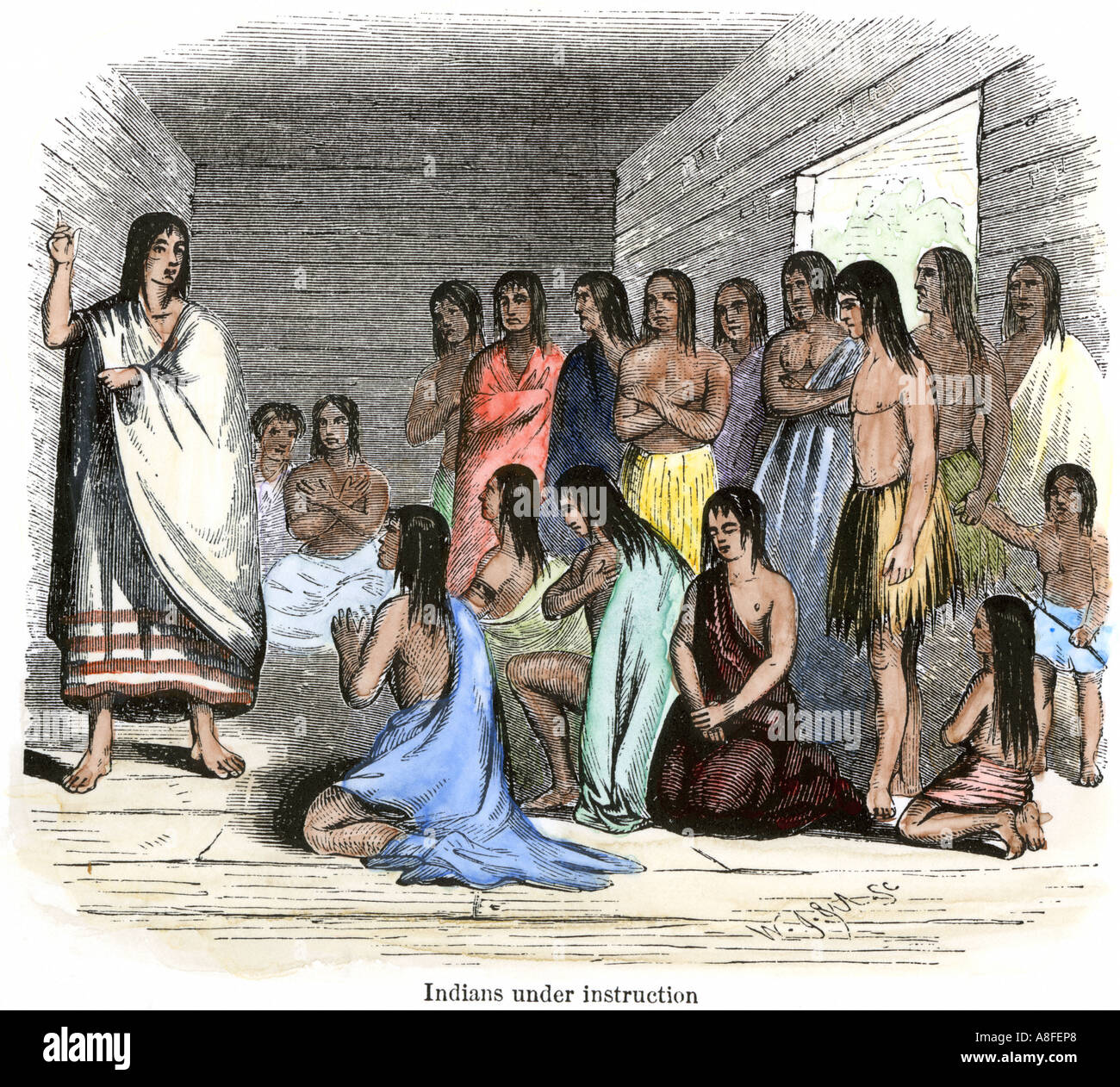 native americans and colonists essay Here's the story of the relations between native americans (indians) and the europeans living in the 13 original american colonies music by electric needle room all images found in the public.