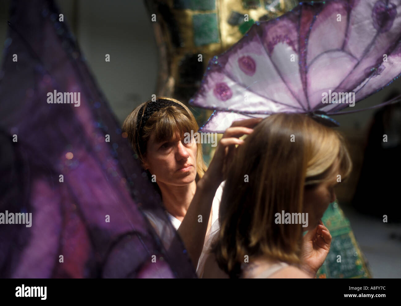 Theatre Costume Designer High Resolution Stock Photography And Images Alamy
