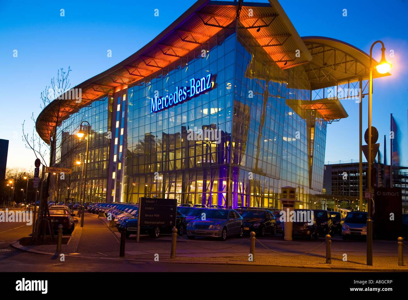 Mercedes Benz Dealership >> Mercedes Benz Dealership Salzufer Germany Berlin Deutschland