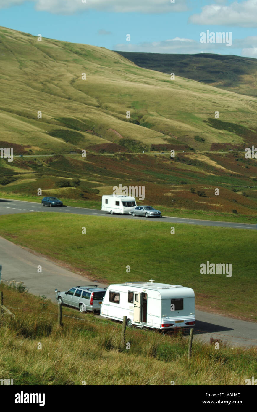 A470 layby beacons national park