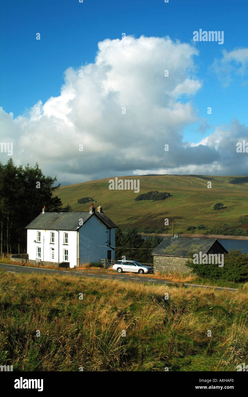 Welsh Country Cottage Stock Photos Amp Welsh Country Cottage
