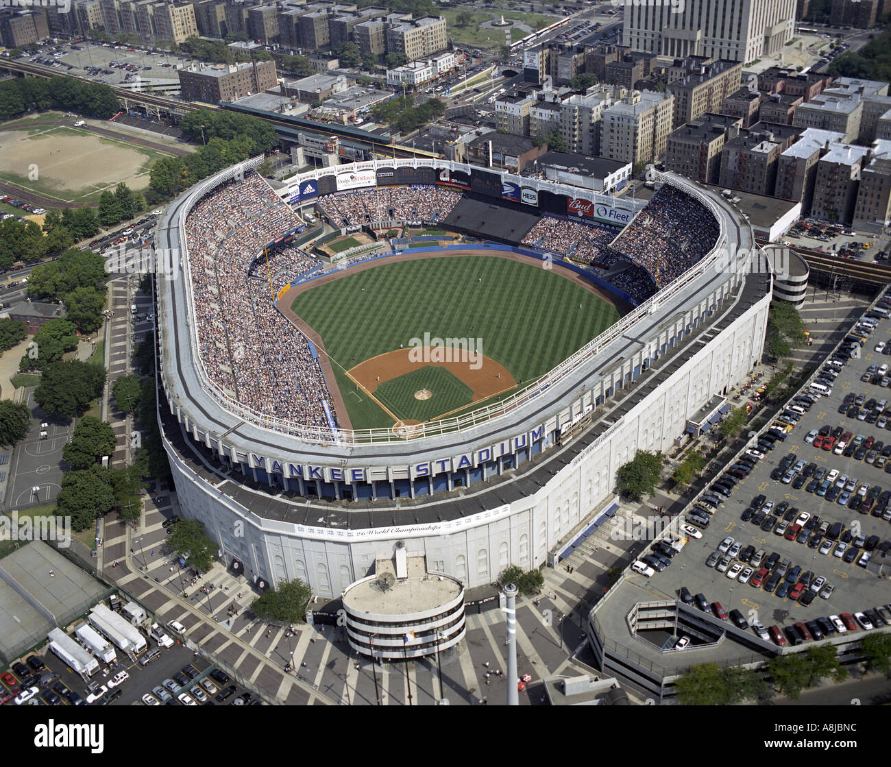 Ankee Stadium Is Located In Which New York City Borough