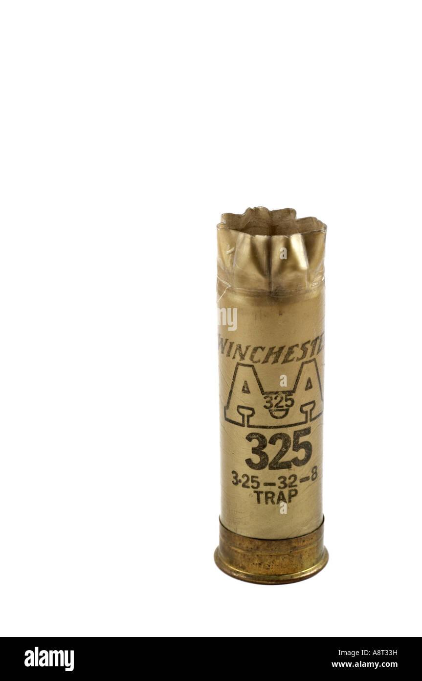 Winchester 12 gauge AA Trap Shotgun Cartridge Size 8 32 Gram Loads ...