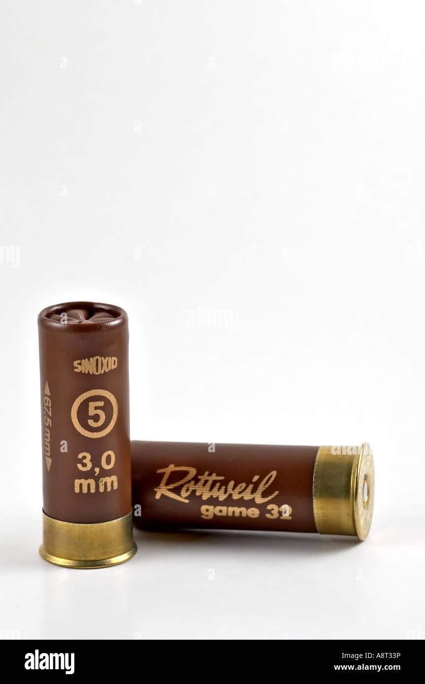 Rottweil 12 gauge Shotgun Cartridges 32 Gram Size 5 Game Load Stock