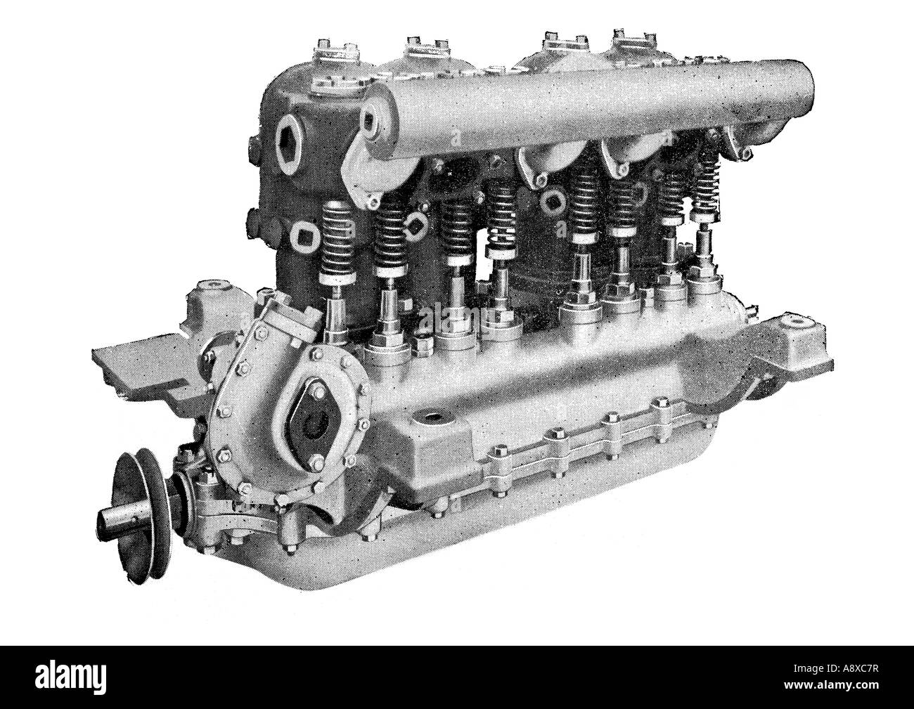 Car Engine Diagram Stock Photos & Car Engine Diagram Stock Images ...