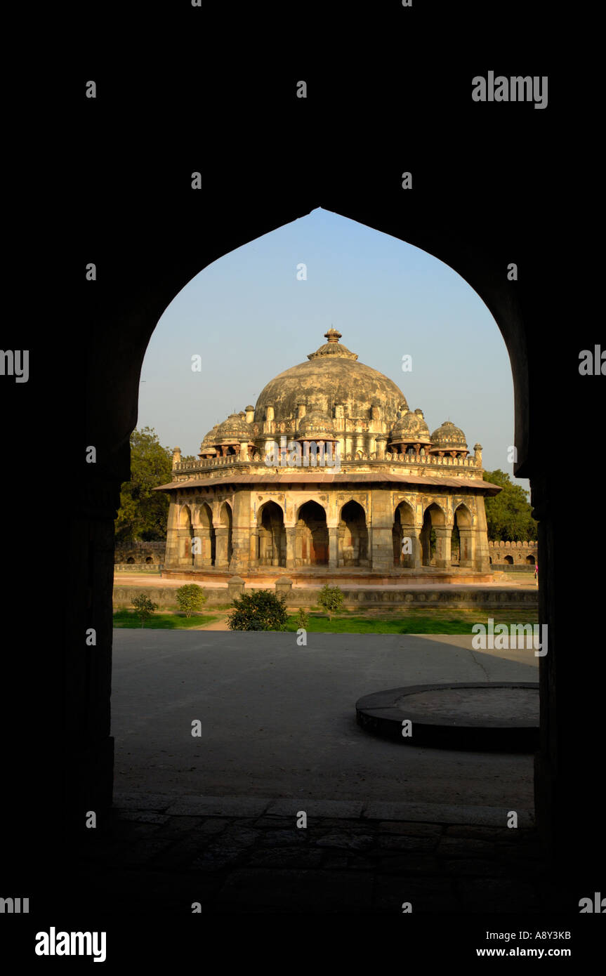 Moslem Mughal Muslim Architecture Historic Mausoleum Tomb