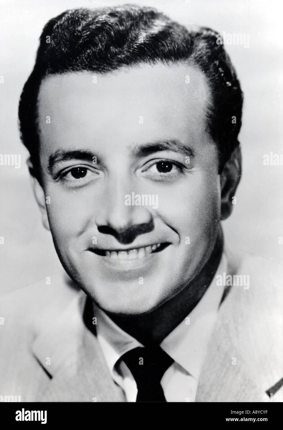 VIC DAMONE US singer - Stock Image