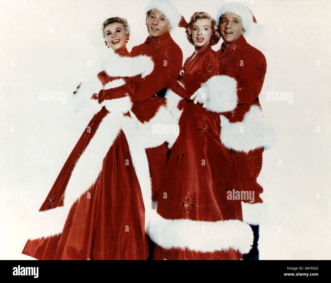 White Christmas Movie.White Christmas Movie Stock Photos White Christmas Movie