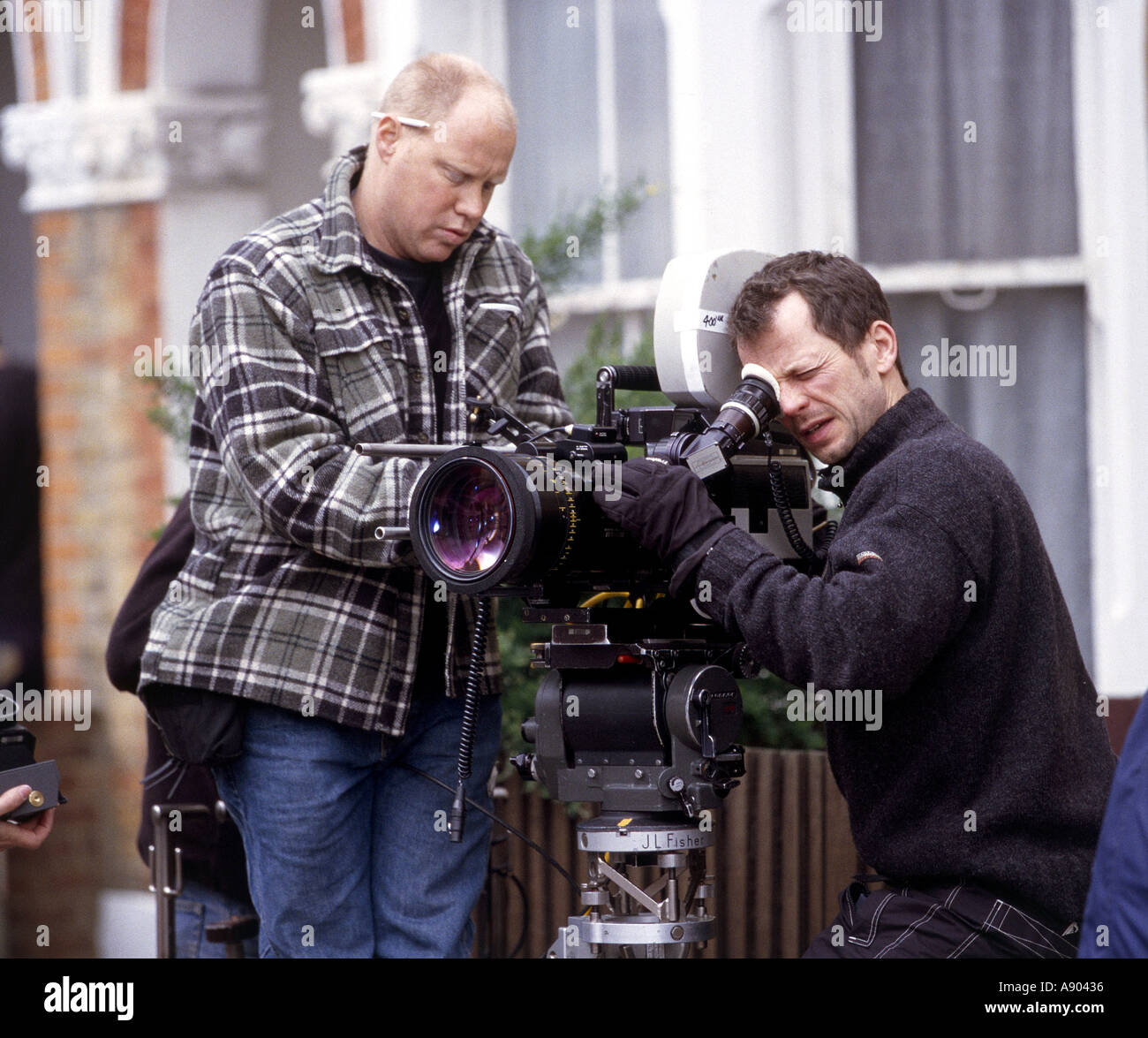 Cameraman - Stock Image