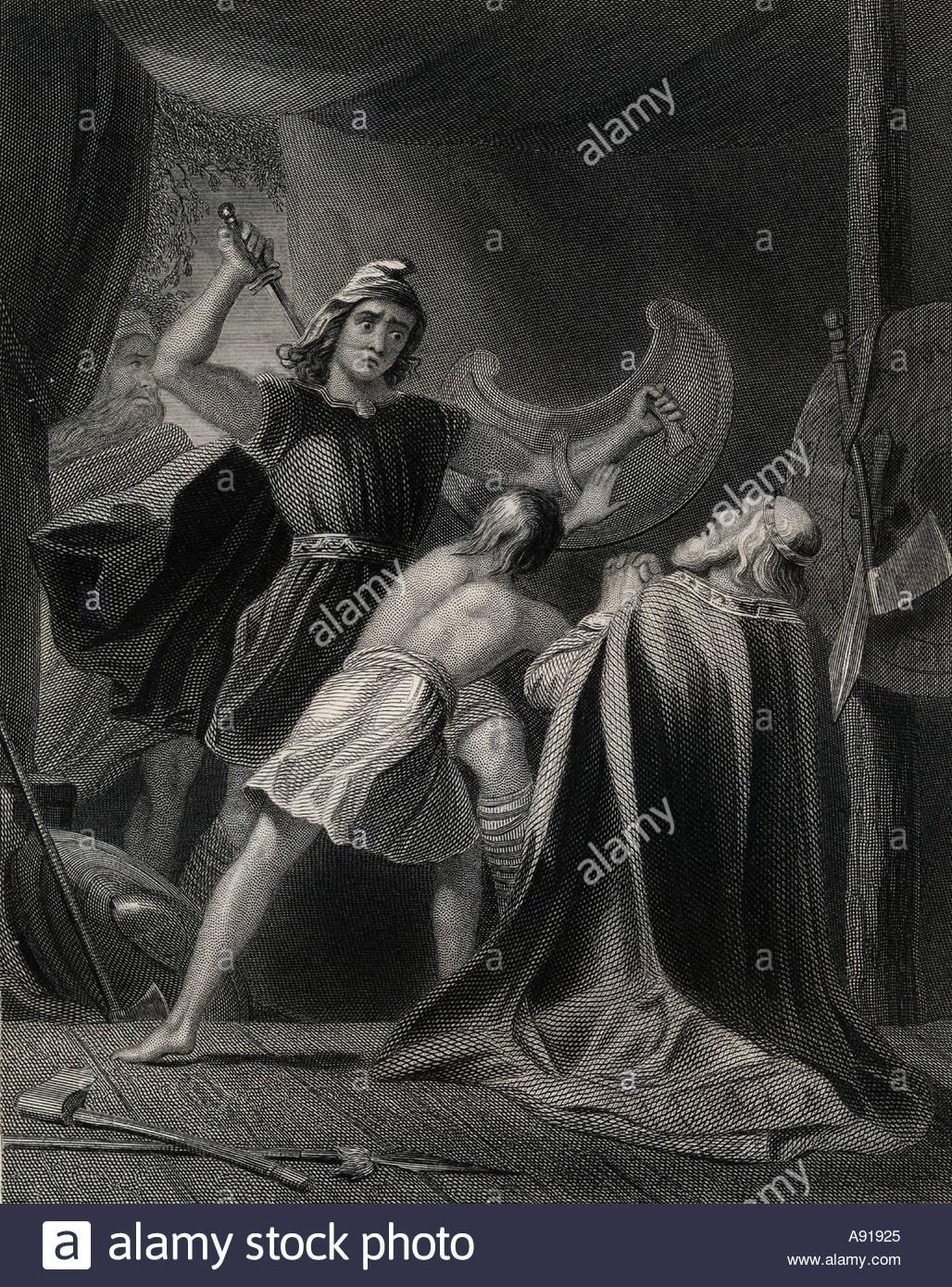 Death of Brian Boru. Brian Boru, c. 941 – 1014. High King