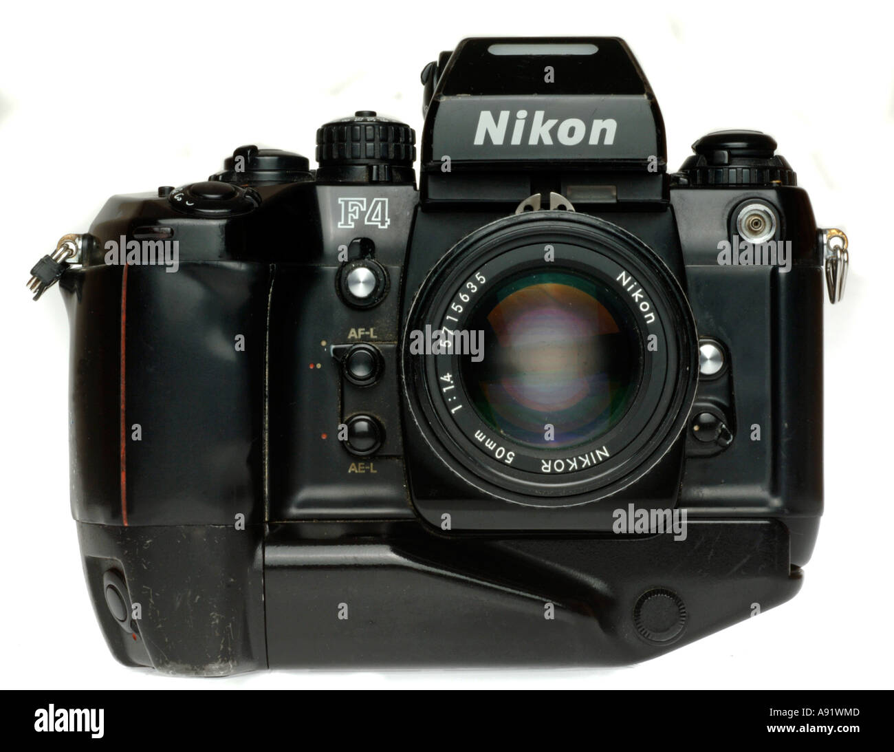 nikon f4 35mm film camera stock photos nikon f4 35mm film camera rh alamy com Nikon F4 Review Nikon F3