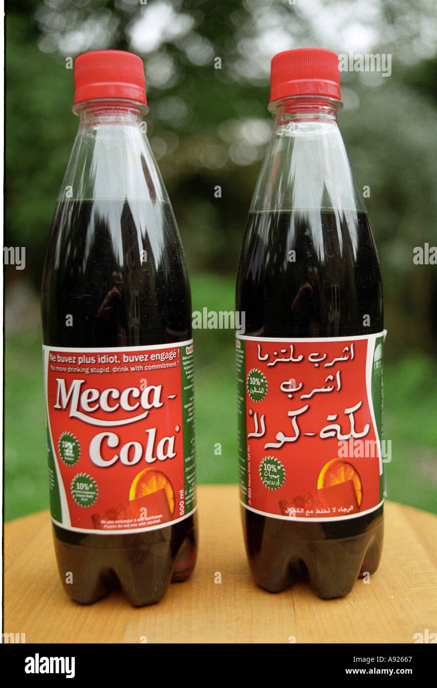 the muslim world of colas A british company enters the islamic cola market, hoping to emulate the success of mecca and zamzam colas  against them in the muslim world, company.