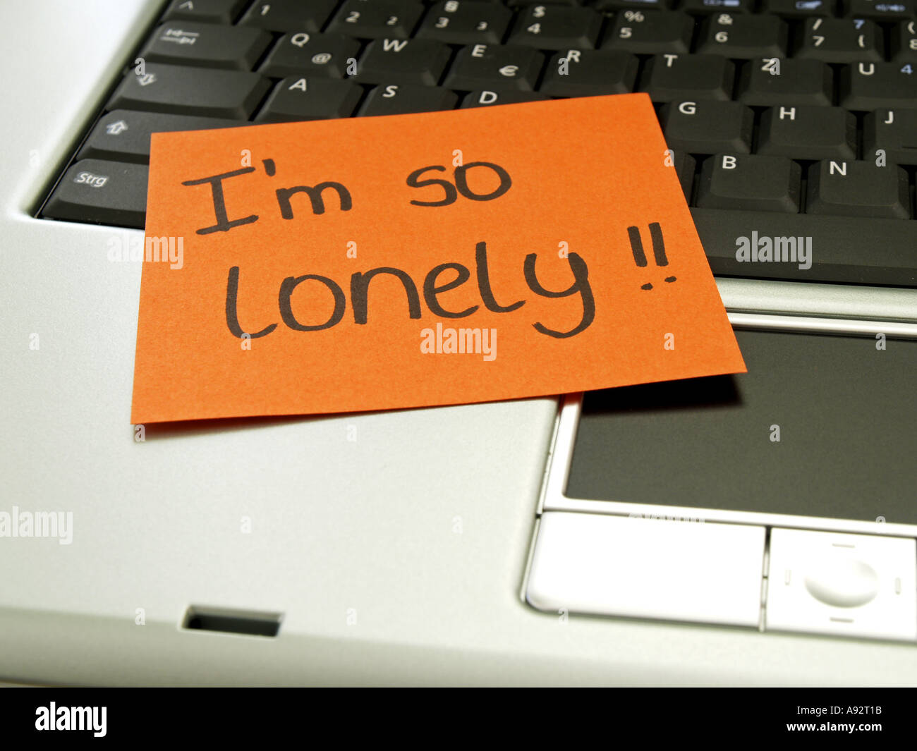 m so lonely