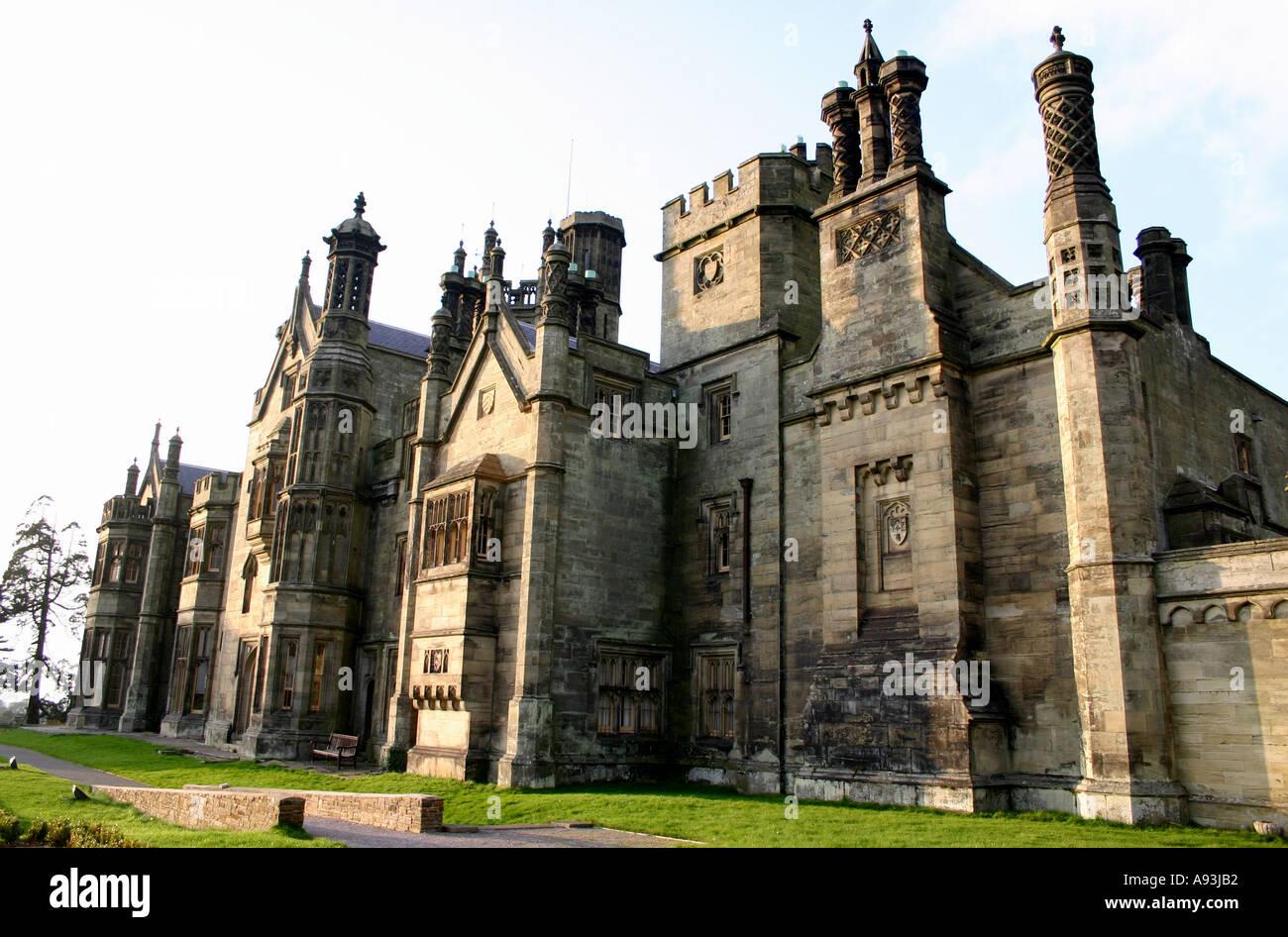 tudor gothic style victorian mansion house stock photo 3995313 alamy