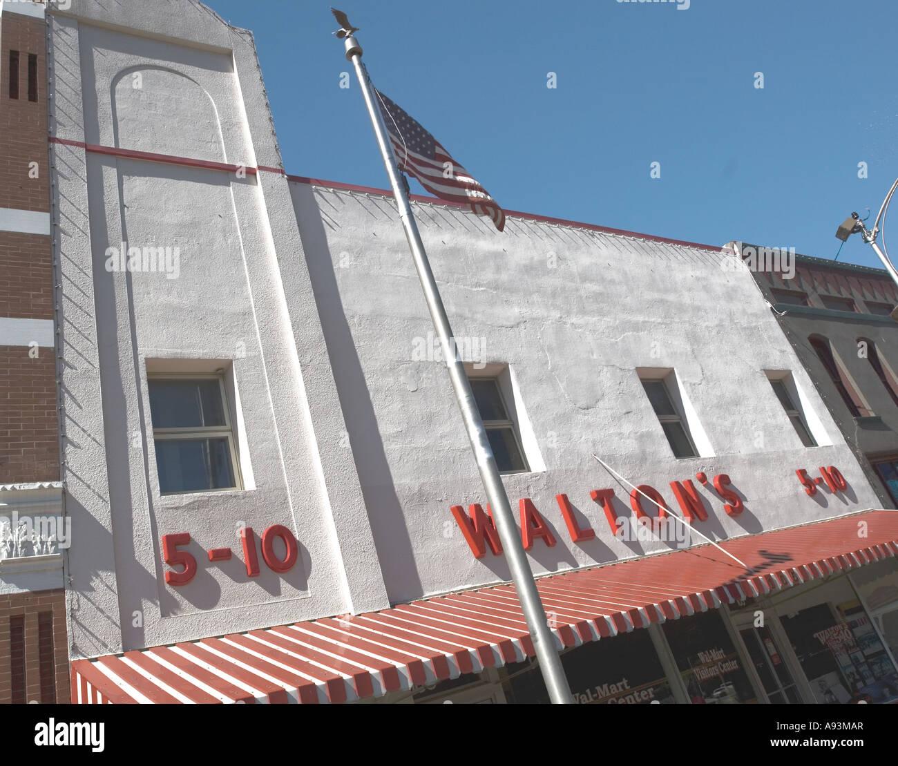 Wal Mart Bentonville Arkansas Stock Photos & Wal Mart Bentonville ...