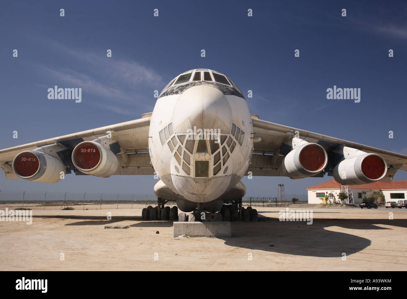 Ilyushin airplanes: the history of victories 37