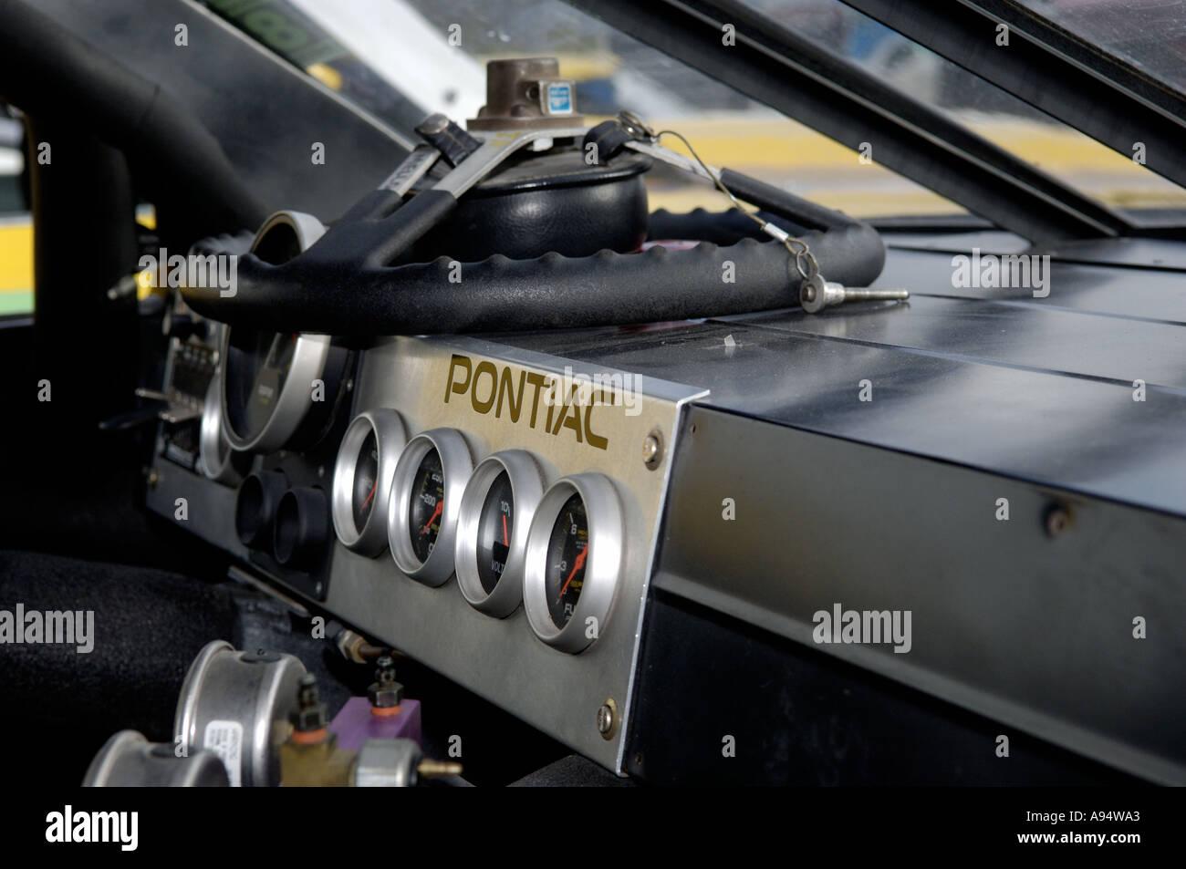 pontiac grand prix high resolution stock photography and images alamy https www alamy com interioror detail of a 1991 pontiac grand prix race car and the vintage image4000162 html