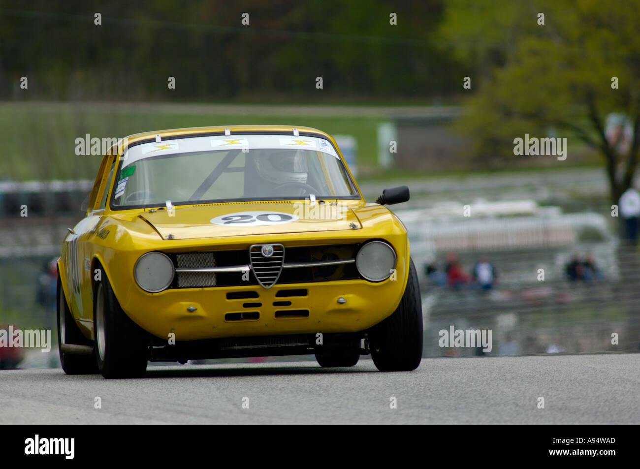 Sportscar Vintage Racing Association Stock Photos & Sportscar ...