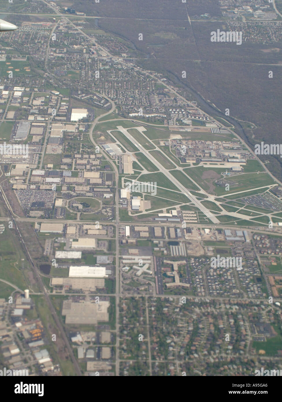 AJD40601, Chicago, Il, Illinois Stock Photo