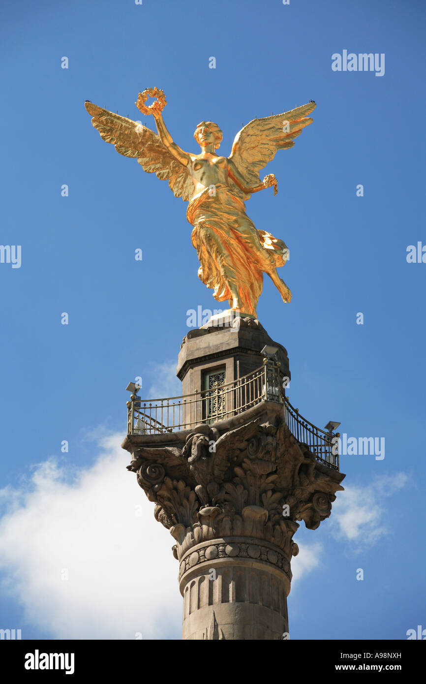 Angel Of Independence Mexico City Stock Photos Angel Of