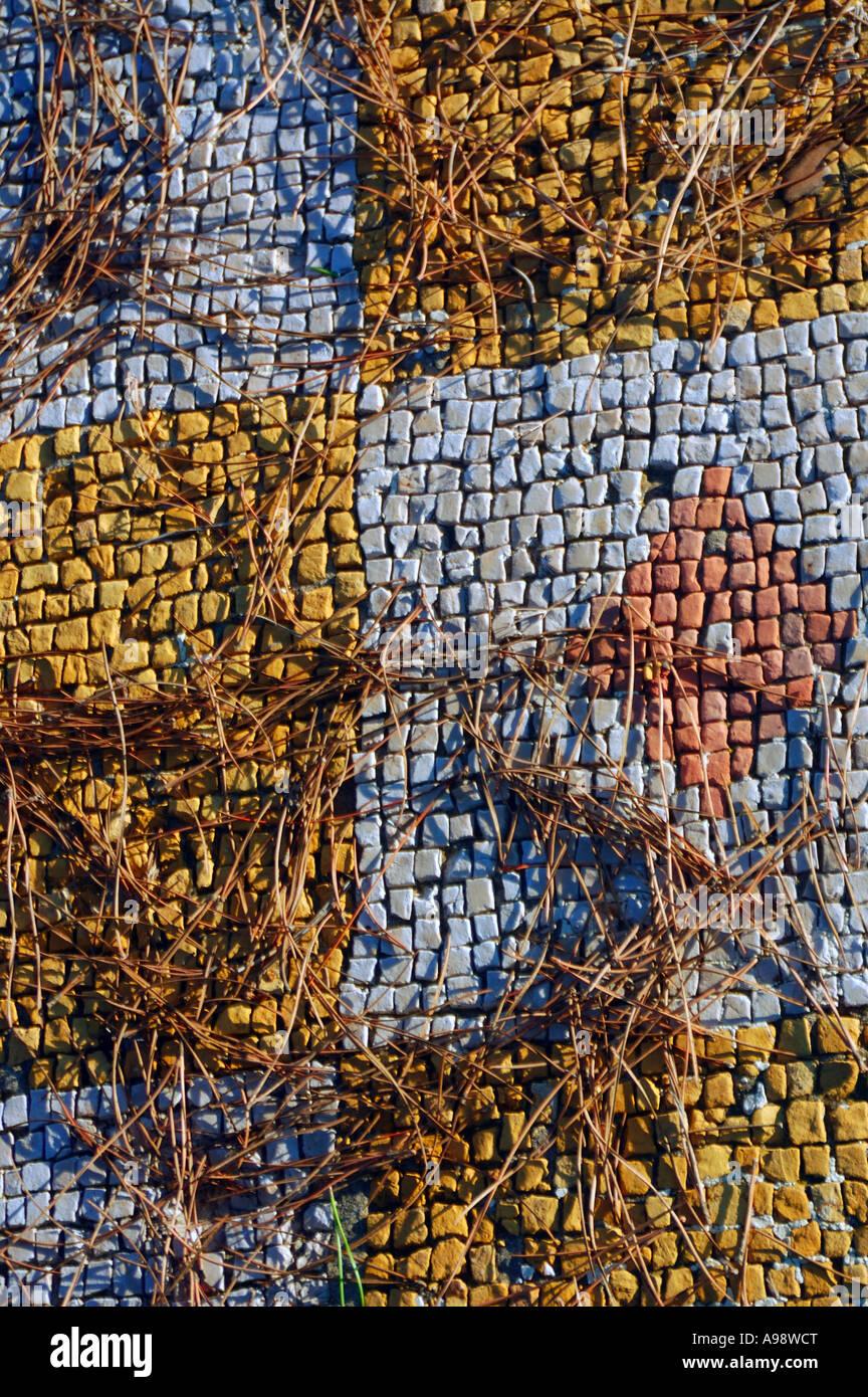 mosaic - Stock Image