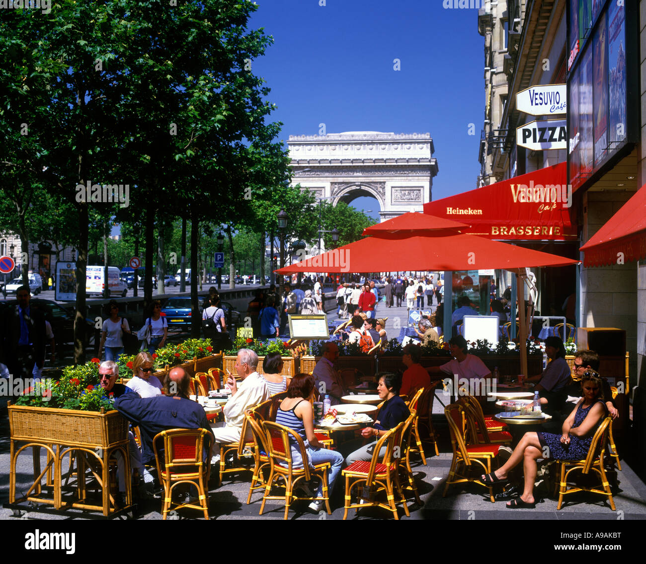 Cafe Francais Paris