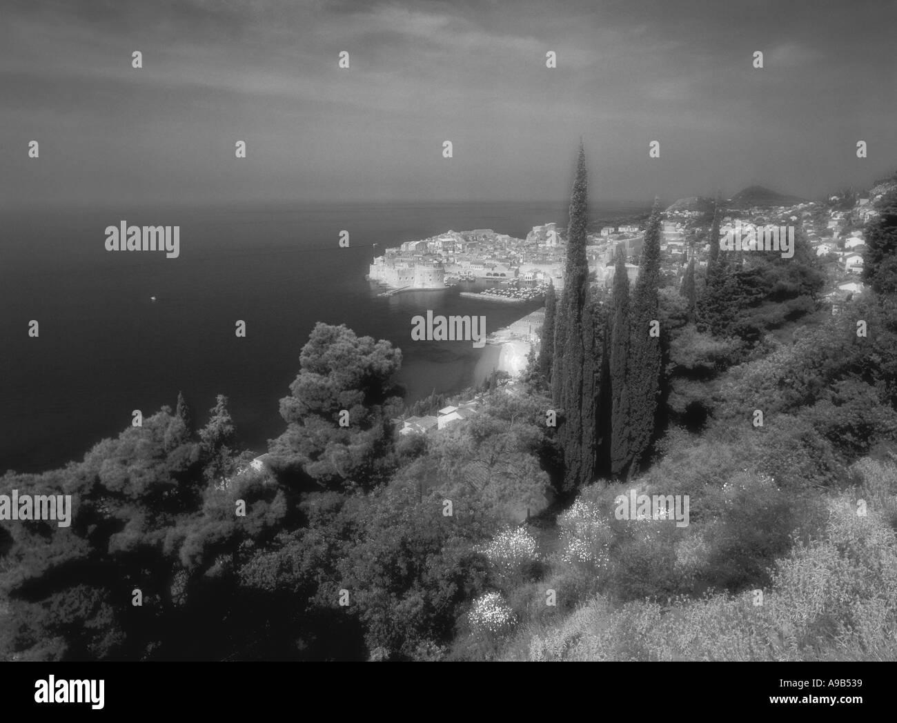Croatia Dubrovnik - Stock Image
