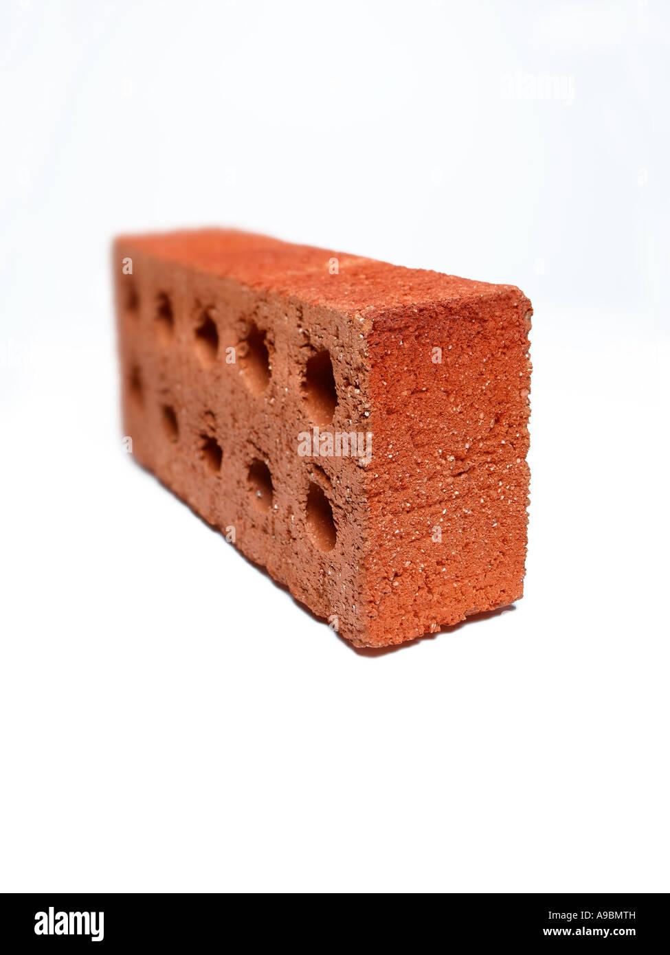 house brick - Stock Image