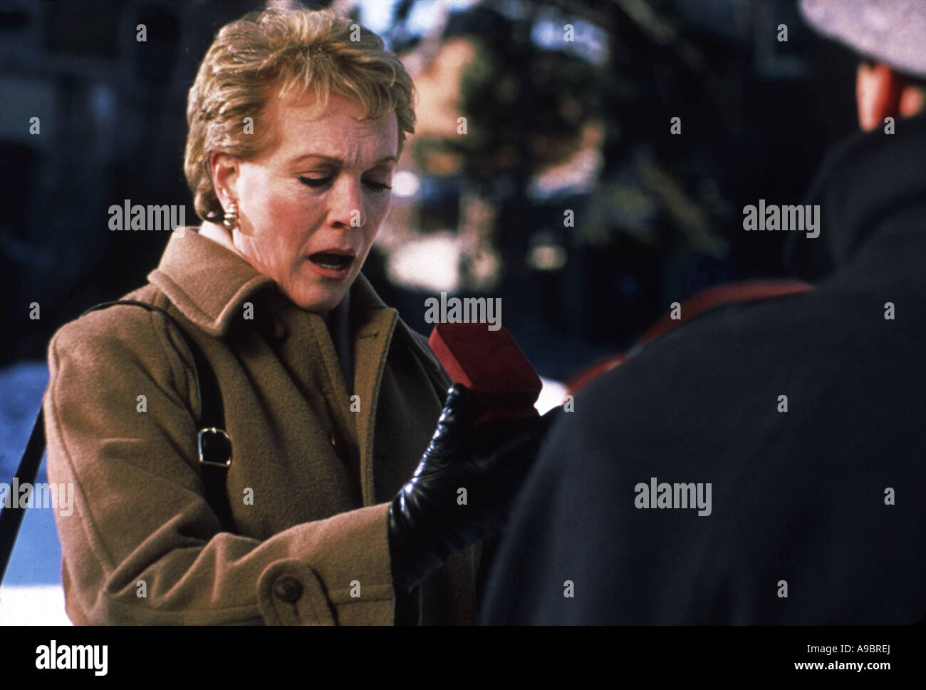 ONE SPECIAL NIGHT - 1999 TV film with Julie Andrews - Stock Image