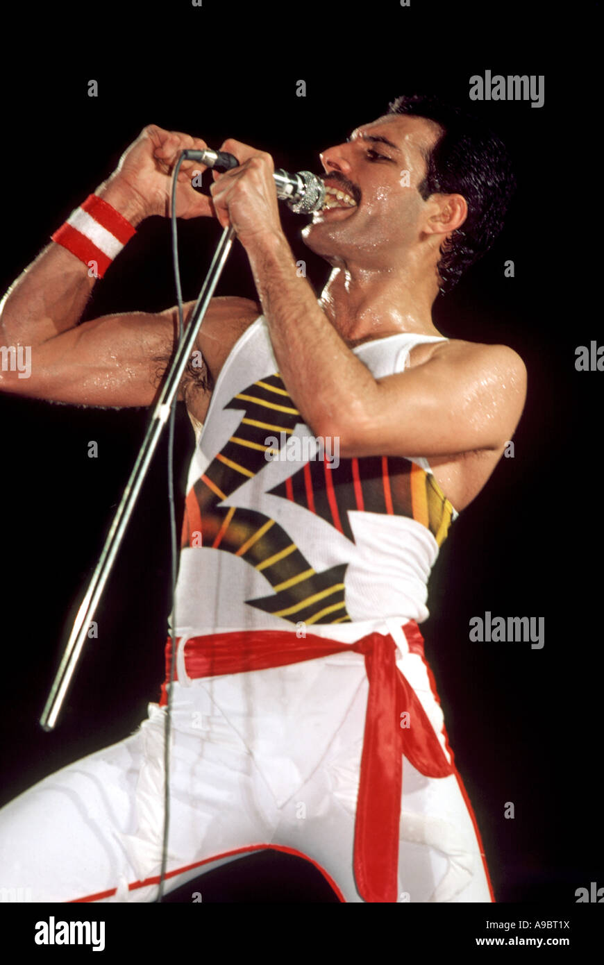 Freddie Mercury High Resolution Stock Photography And Images Alamy